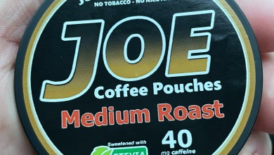 Joe Coffee Pouches Medium Roast Feature