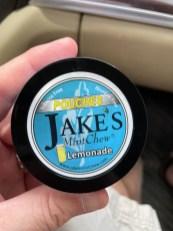 Jake's Mint Chew Lemonade 1