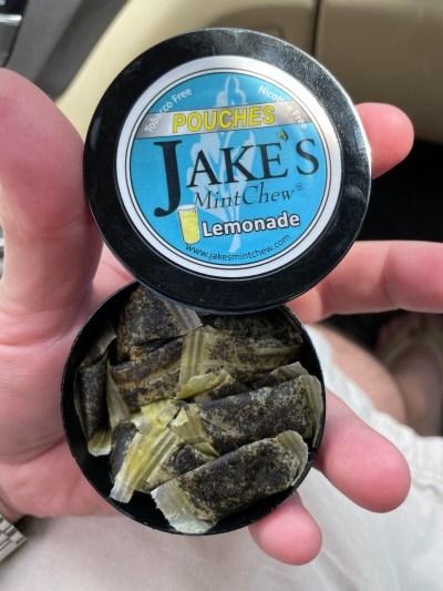 Jake's Mint Chew Lemonade 5