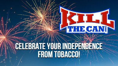 Celebrate Your Independence From Tobacco Feature