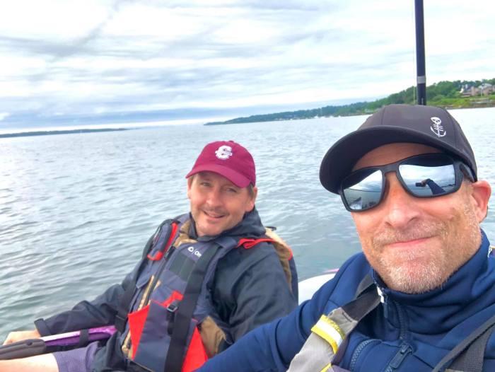 Hydro and Souliman - Sakonnet River - 8.29.2021