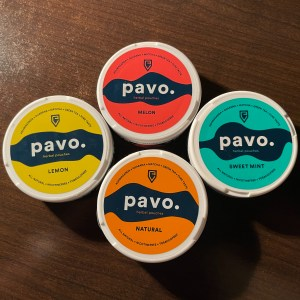 Pavo Herbal Pouches Square