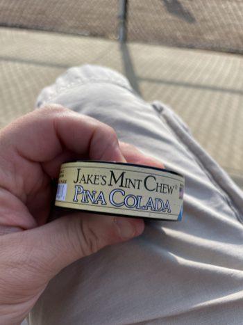 Jake's Mint Chew Pina Colada 7