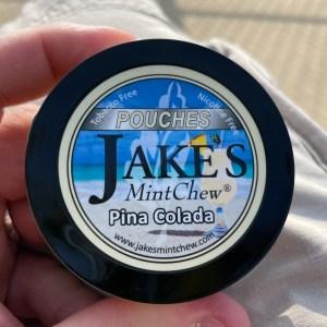 Jake's Mint Chew Pina Colada Square