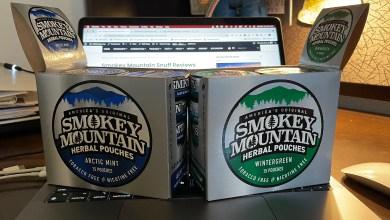 Smokey Mountain Herbal Pouches Feature