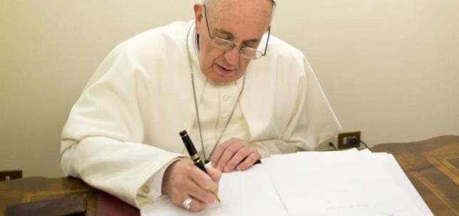 popefranceswriting