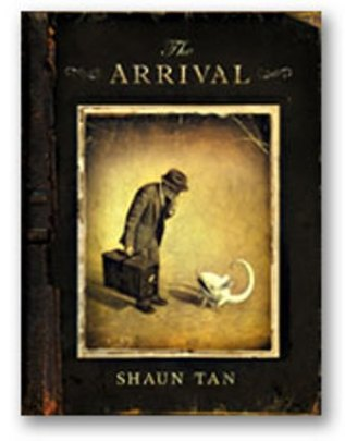 The Arrival bookcover