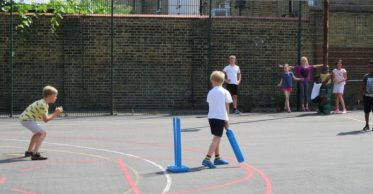 Y4 cricket tournament