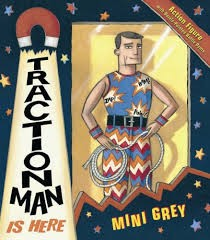 traction man bookcover