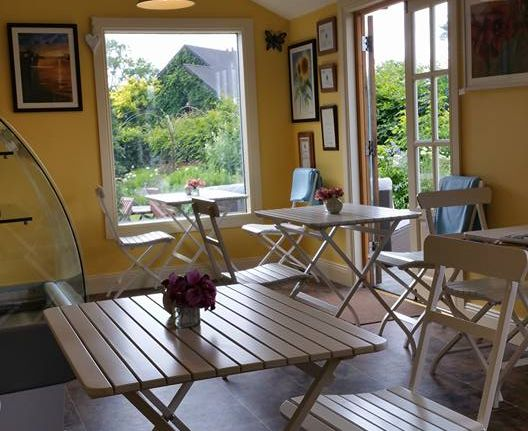 The New Tearooms Season