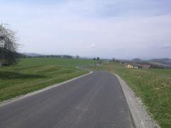Richtung Bromberg