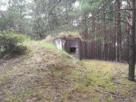 Bunker reiht sich an Bunker am ICT...