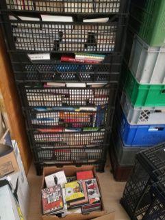 und noch mehr Bücher...