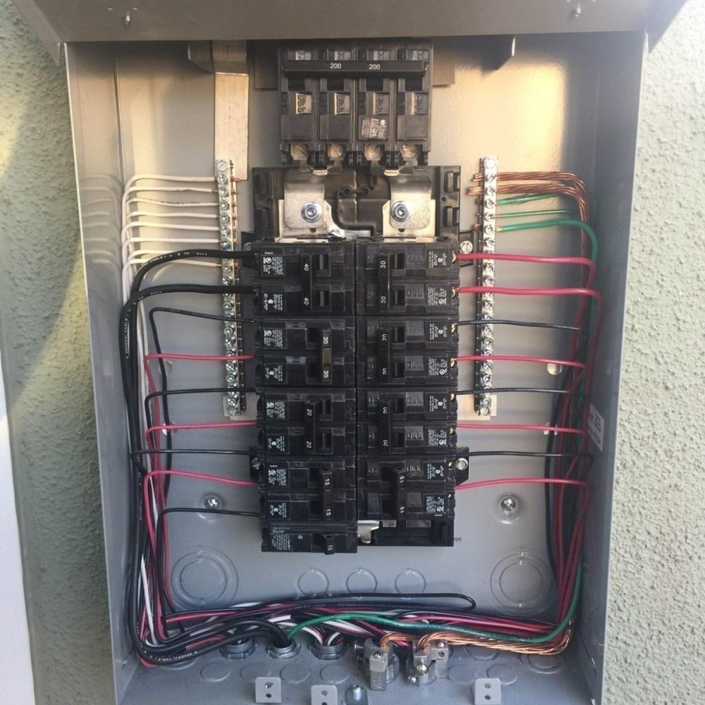 medium resolution of circuit breaker service van nuys ca