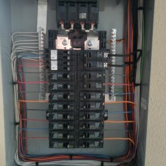 Wiring Sub Panel To Main Diagram 100k Dual Ganged Stereo Volume Control A Diy Problem We Often Find In Circuit Kilowatt