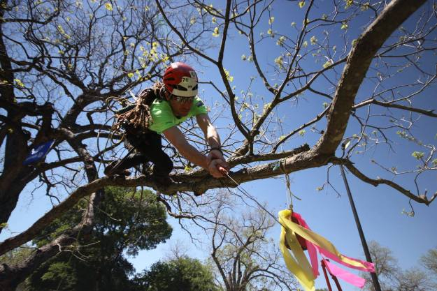 ITCC 2016 James Kilpatrick Masters Climb