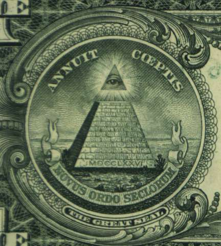 The Dajjal Eye - Eye of the Dollar the New American Era