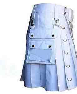 Wedding Kilt With Detachable Pocket, Kilt for Men, Wedding Kilts, Best Wedding kilts