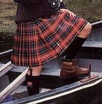 Medium Weight Irish Formal Kilt