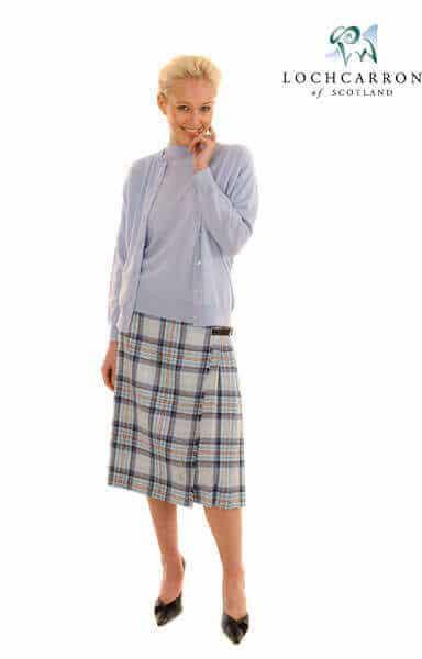 Medium Weight Standard Ladies' Kilted Skirt (List F)