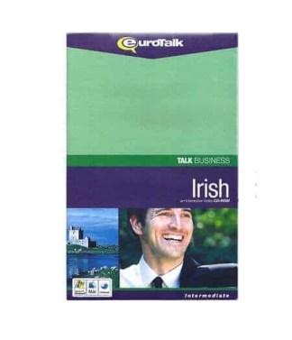 Irish Gaelic Intermediate Talk Business