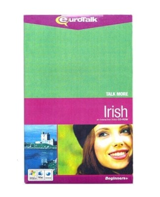 Irish Gaelic Beginner Plus Talk More