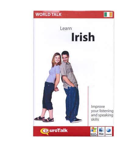 Irish Gaelic Intermediate World Talk
