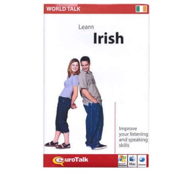 Irish Gaelic Intermediate World Talk