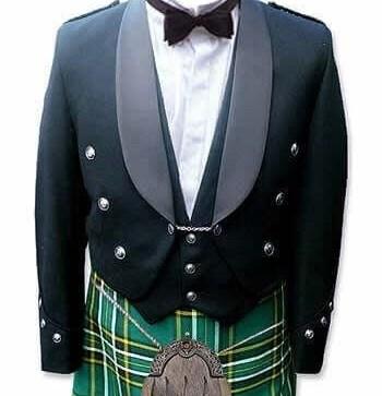 Brian Baru Jacket and Vest
