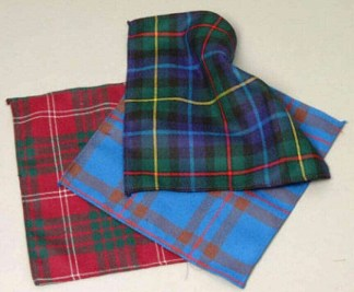 Tartan Handkerchiefs