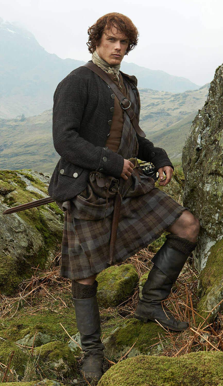 Outlander Kilt