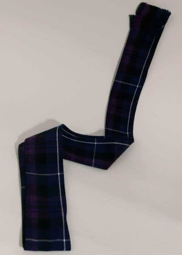 Medium Weight Premium Wool Handfasting Tartan (tartan list D)