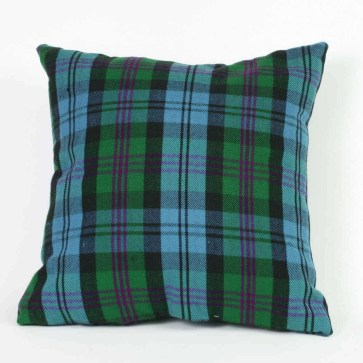 Tartan Throw Pillow (Homespun)