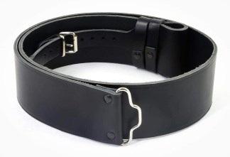 Quality Smooth Leather Kilt Belt