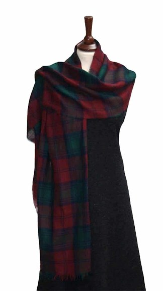 Heavy Weight Tartan Stoles