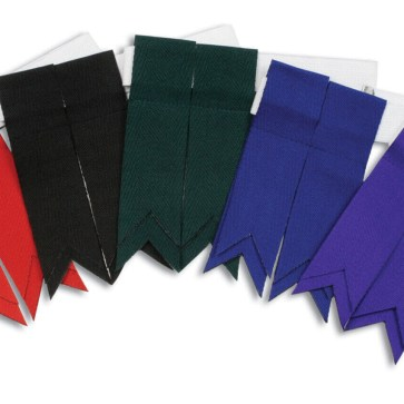 Economy Grosgrain Flashes
