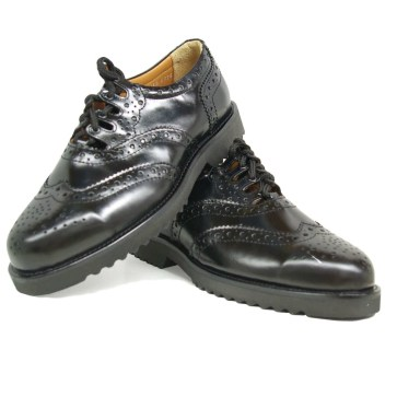 Orthotic Piper Ghillie Brogues