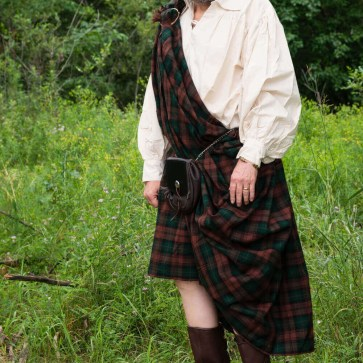 Homespun Great Kilt