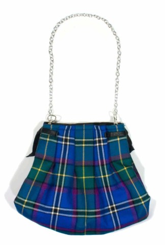 Medium Weight Tartan Purse