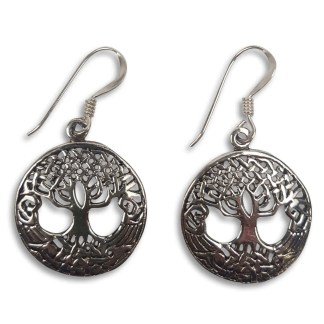 Celtic Roots Earrings