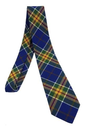 The Official Carleton Tartan Tie