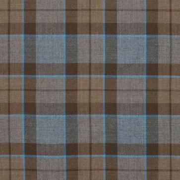 OUTLANDER Authentic Premium Wool MacKenzie Tartan Fabric