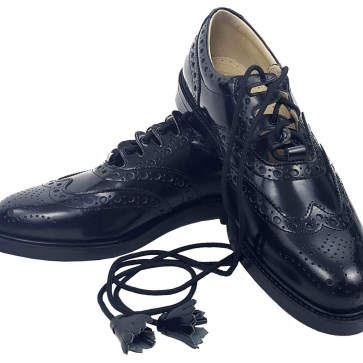 Synthetic Sole Ghillie Brogues