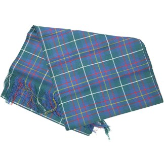 Light Weight Premium Wool Tartan Sash