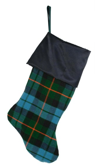 Light Weight Premium Wool Tartan Stocking