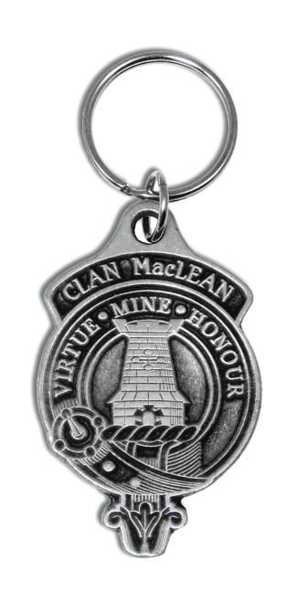 Clan Crest Key Chain