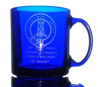 CCT18-CL-1775 MacLean of Duart Clan Crest Mug