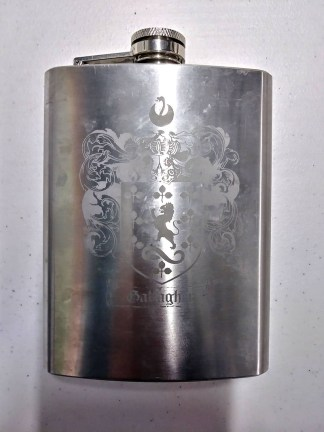 CCT24-CL-1739 Gallagher Flask