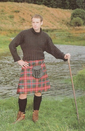 5 Yard Heavy Weight Kilt