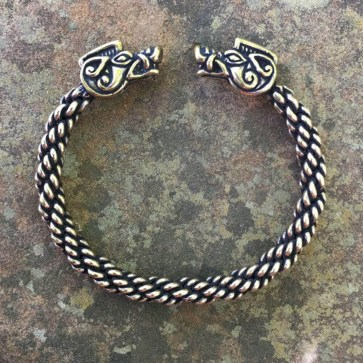 Boar Bracelet Medium Braid